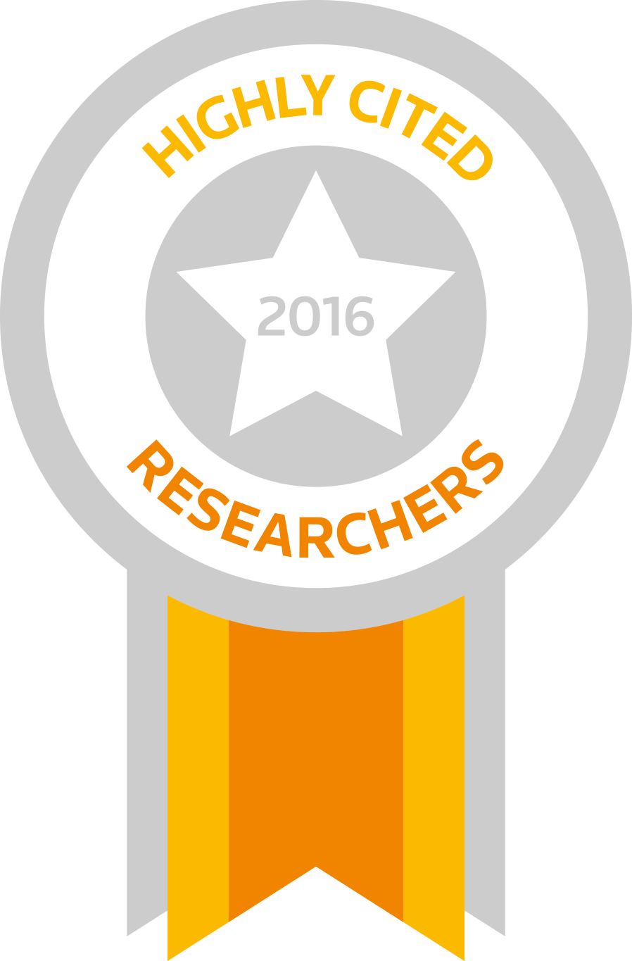Clarivate Analytics Highly Cited award logo